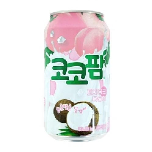 Coco Palm Peach / 4+1ea 340ml | Sunkist,Sprite,Apple,Orange,Juice,Grape,Aloe,Peach,Mango,Watermelon,Vita500,Made In Korea,korchina_bls(음료캔4+1)