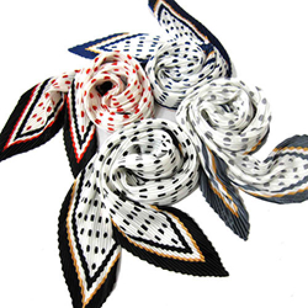 New Luxury Stylish Fashion MINI DOT SCARF Women Pretty Shawl Ladies Soft Wraps