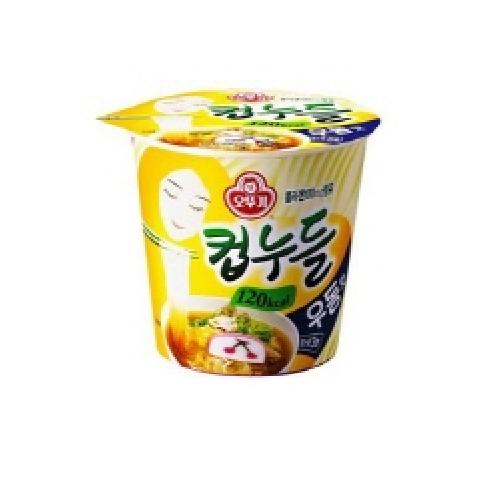[6EA] Cup Noodle Udon 38.1g | Korean Food,Camping,Traveling,Made In Korea,korchina_bls(컵라면)