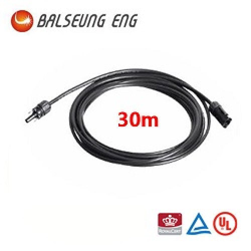 PV Cable ASSY Solar Cable BSC4-PVC for photovoltaic equipments 1 Box of 11 Set