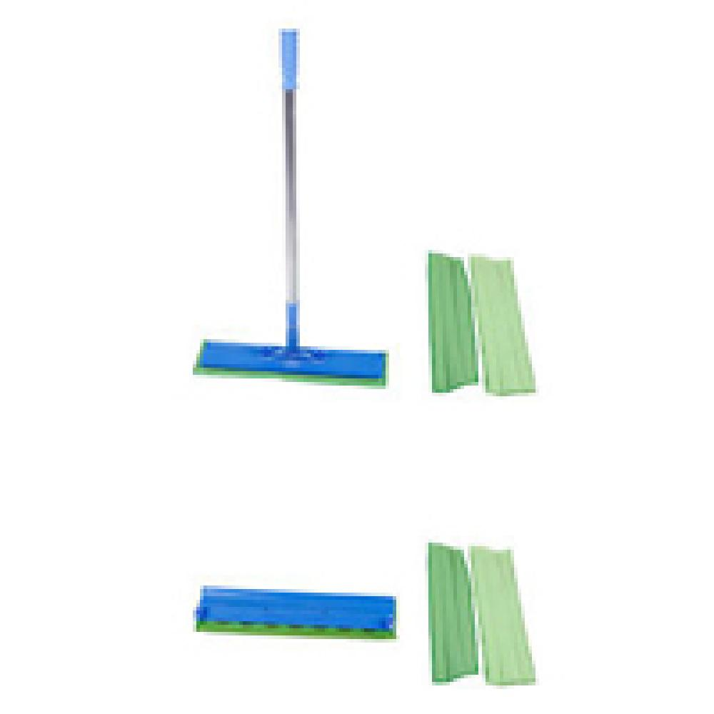 WinCleany For external window cleaning mesh pad microfiber pad Floor cleaning
