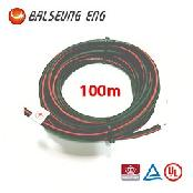 PV Cable Solar Cable BSC-PV1F for photovoltaic equipments 1 Box of 4 Set