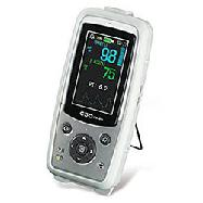 C30 plus High-performance Multi-View Portable Handheld Pulse Oximeter with Alkaline Battery Operatio