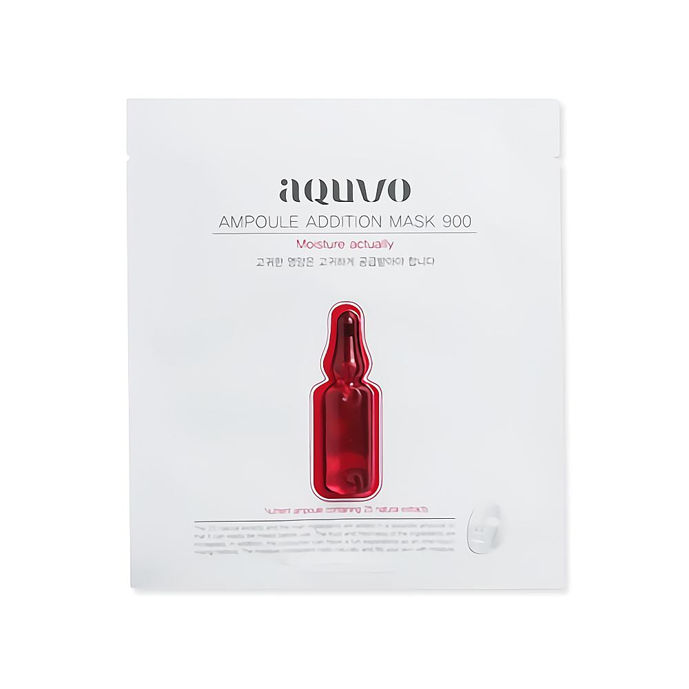 AQUVO Ampoule addition mask 900 Moisture Actually
