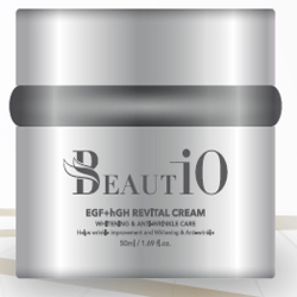 Beautio EGF+hGH Revital Cream