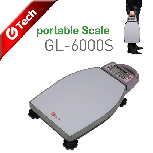 Portable scale[GL6000] | BMI, Weight and height measuring system, scale,