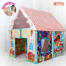 Playhouse (Blue/Red)