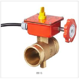 BB-G(Bronze Butterfly Valve Grooved Type) BB-T(Bronze Butterfly Valve Threaded Type), made in Korea