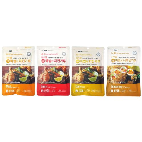 Himall Magic Chicken Powder: 4-bag bundle | Magic Chicken Powder, Magic Seasoning Powder, Chicken Powder , chicken powder,fried chicken,magic chicken powder,