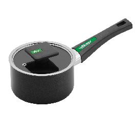 Saucepan 14cm, the World's 1st Non-Stick Film Pan (bakelite handle), P-B14GA