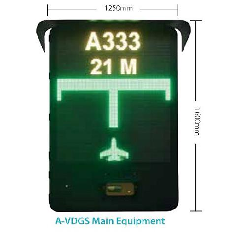 A-VDGS  | A-VDGS / Visual Docking Guidance System / Docking Guidance / VDGS