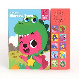 Pinkfong Children's Dinosaur Songs Sound Book