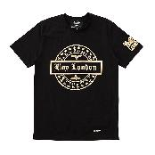 BOY LONDON Artwork Printed Short Sleeves Tee BLACK