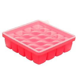 [Daeyoon INTL]baby&i Baby Food Storage Container Tray with Silicone Lid 20-spaces [0.5oz]