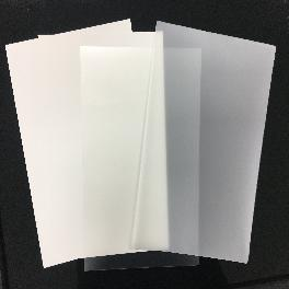 Valloy Matte Card Making Package (Matte Lamination Pouch+Both Film+Faper)x10Set