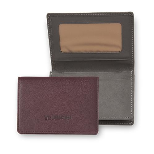 Genuine Leather Business Card Case | wallet , business card , card case , card holder