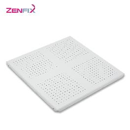 [SDMC-P40] Fire-resistant, Acoustical Metal Ceiling Panel, Eco-friendly building material