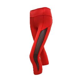 7SPT8_011_RD Yogawear Pants (Red)