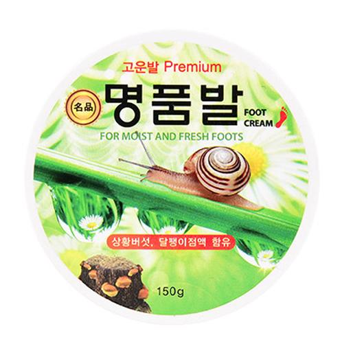 Myungpoom-bal (noble foot) foot cream | Foot cream ,  moisturizing cream , cosmetics,Efficacy of snail mucus,Efficacy of Situ mushroom