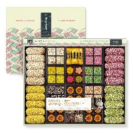 Changpyeong Hangwa (Korean Traditional Confectionery) Set No.5 (572g)