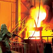 Casting with Samyoung's experience and know-how in production of high quality cast iron products