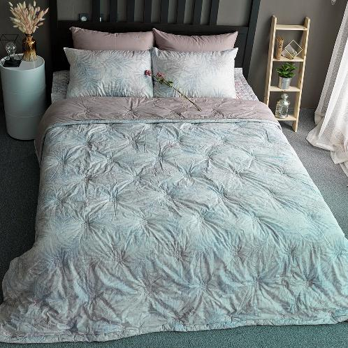 WASHING COMFORTER | healthy funstional bedding, pillow, duvet, comforter