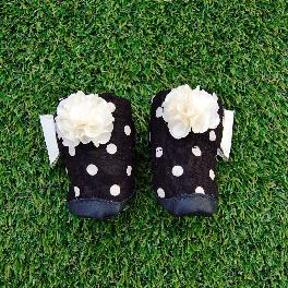[Toddlewing] Dog shoes Lovely Blossom 2 (Light and soft doggy shoes)
