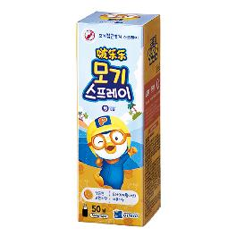 Korea Safe eco-friendly product From infants over 6 months to adults AGA-AE PORORO MOSQUITO SPRAY