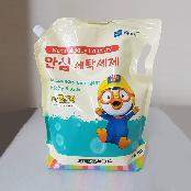 AGA-AE pororo laundry detergent exclude 7 harmful artificial chemicals for safety and pureness