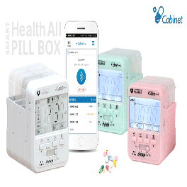 Smart Pillbox CABINET