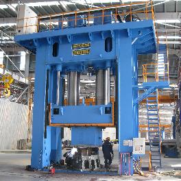 High (Ultra) Pressure Hydraulic Press (Metal Forming & Sizing Press (Hot Forming))