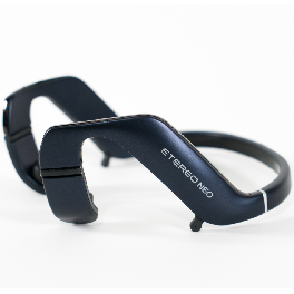 ETEREO Life is stereo, Bone Conduction Bluetooth Headset N60 (made in Korea)