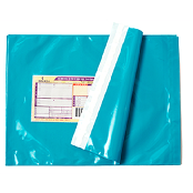 LDPE GLOSSY  DOUBLE-LAYER MAILING ENVELOPE
