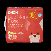 K-mom Dual Story Diapers