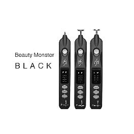 Beauty Monster Black Skin care convenient simply at home Plasma Device made in Korea