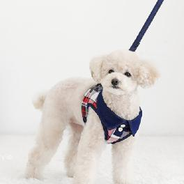 Pet Dog Harness with lead strap