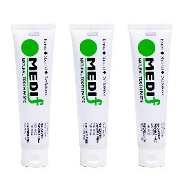 MEDIF natural toothpaste - no chemical toothpaste