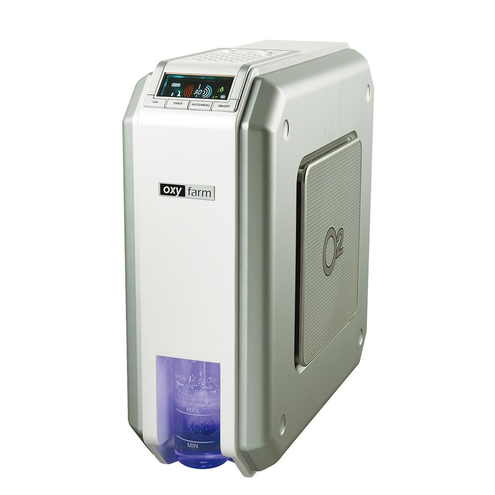 Smart air purifying system with artificial intelligence AIRION personal oxygen generator SA-2500