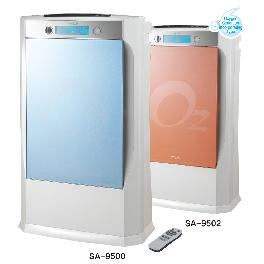 Smart Artificial Intelligence Air Purifier and Oxygen Generator AIRION SA-9500 made in Korea