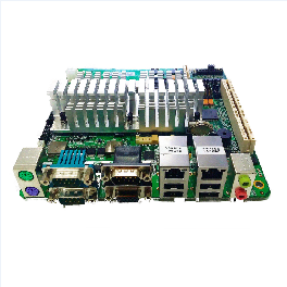 Fanless Mainboard JECS-NM70