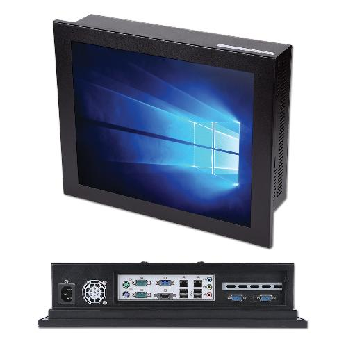 Windows All-in-one PC JECS-272GP17 | Windows Panel PC, 17inch Touch Screen, All-in-one PC