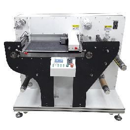 Professional Digital Cut Sheet Die-Cutter DUOBLADE S with unique design and hybrid system