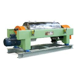 Automatic compact machine with low noise Dewatering Decanter Centrifuge (made in Korea)