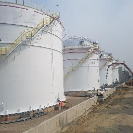 YOU-ONE excellent industrial technology storage tank, pressure vessel, spherical tank made in korea