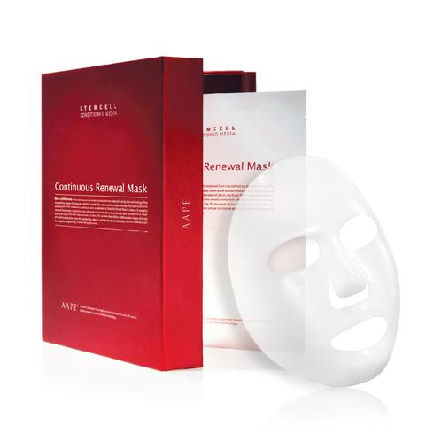 Whitening & Wrinkles Improvement Continuous Renewal Mask (made in Korea) | Mask, Stemcell Culture, Stemcell conditioned media, Cosmetics, Skin Care