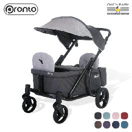 Convenient and solid PRONTO WAGON K03 with nice design and wide storage space for children