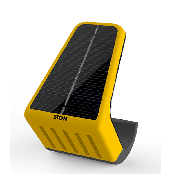 HELMT SOLAR FAN