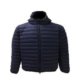 MENS DOWN JACKET WITH HOOD