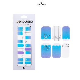 jellojello nail strips (nail sticker)