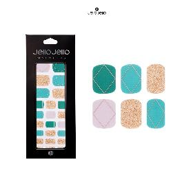 jellojello pedi strips (nail sticker)